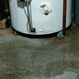 Water Heater Leak